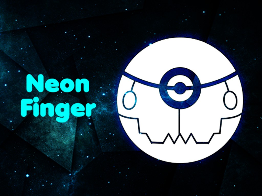 Neon Finger