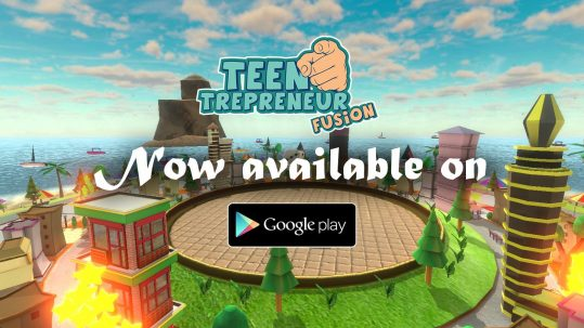 Teen Trepreneur Fusion