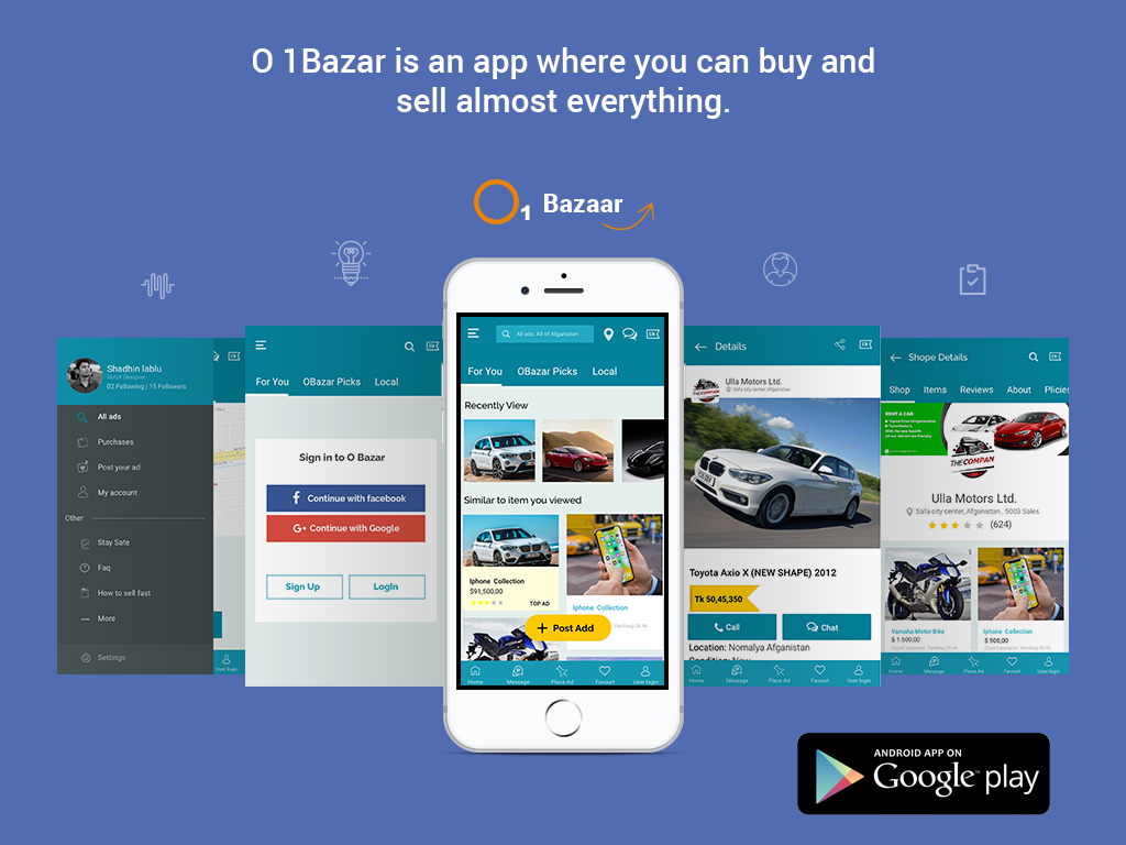 Apps company in Bangladesh